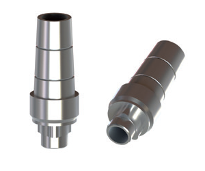 Nobel Biocare Replace Select 3,5 Straight Titanium Abutment