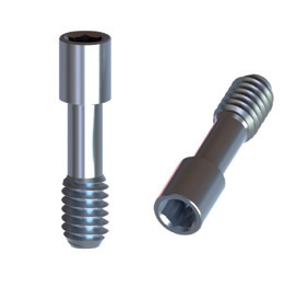 Zimmer Internal Hex 3,5 Titanium Screw 1.25