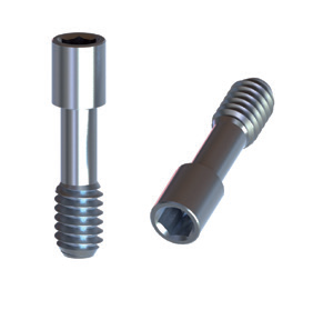 Zimmer Internal Hex 5,7 Titanium Screw 1.25
