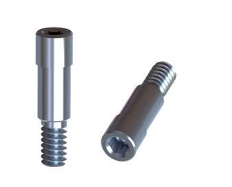Biomet 3i Certain 5,0 Titanium Screw for Non Engaging