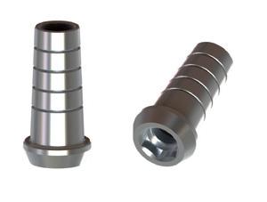Biomet 3i Osseotite 4,1 Straight Titanium Abutment Engaging