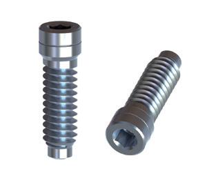 Biomet 3i Osseotite 4,1 Titanium Screw