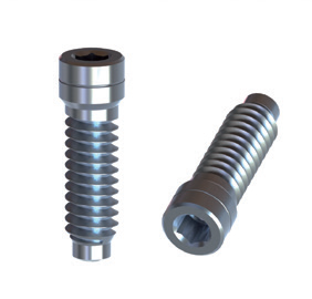 BTI External Hex 4,1 Titanium Screw