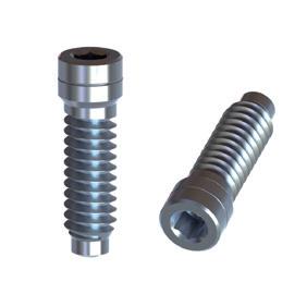BTI External Hex 4,1 Titanium Screw