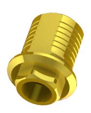 BTI External Hex 4,1 Titanium Engaging Interfaces