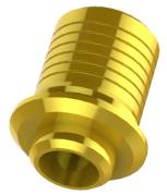 Biomet 3i Osseotite 4,1 Titanium Non Engaging Interfaces