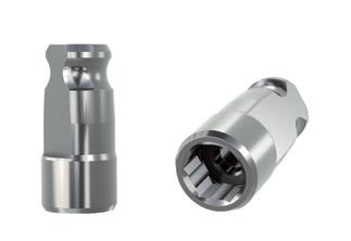 Klockner SK2 4,2 Titanium Impression coping Closed Tray