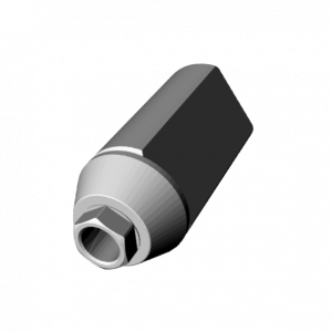 Global D Tekka Evl 3.3® Scan Jig Implant Level Engaging.
